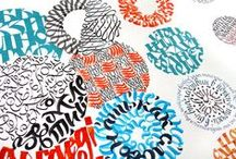 Calligraphy / Calligraphy of all kinds. / by Natalie Lowry