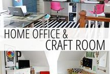 Craft Rooms / by Brandy Mayerski