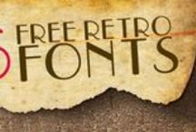 Free Fonts / by Natalie Lowry