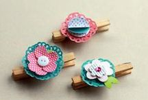 Crafts - Making Flowers / by Brandy Mayerski