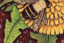 Fiber Art and Art Quilts