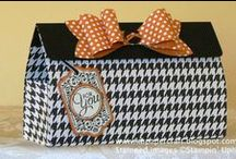 Crafts - Gift Boxes & Bags / by Brandy Mayerski