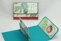 Cards - Gift Card Holders & Gift Wrap / by Brandy Mayerski