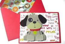 Cards & Crafts - Dogs (& Cats) / by Brandy Mayerski