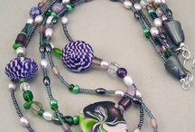 Polymer = Necklace IDEAS / by Alexandra Sefton