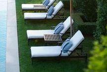 Pools / by Flora Do Brasil Magazine