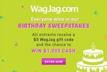 WagJag Contests/Promotions