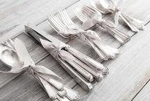 ♥ TABLE SETTINGS ♥ / by ✮ STIJL!  bij Willeke ✮