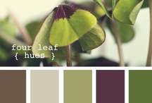 Color Palettes / by Natalie Lowry
