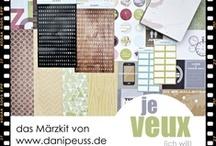 """Märzkit 2013 """"je veux (ich will)"""""""