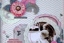 Bo Bunny / Amerikanischer Scrapbooking-Hersteller | Papiere | Embellishments | Stempel |Chipboard |Sticker | Mini Album | Blumen |  http://www.danipeuss.de/scrapbooking/result?keyword=bo+bunny
