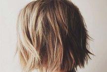 Hair / by Amanda Stone Gundersen