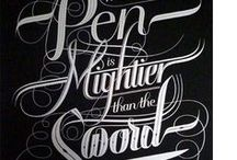 Lettering & Graphics / by Lisa Palmer