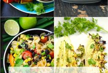 Vegan Recipes / A life without meat. Meatless meals