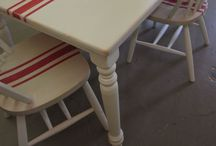 Refinished Furniture / by Laurie Sweet
