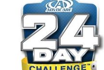24 Day Challenge Ideas and Help / Helping my customers through the #Advocare #24DayChallenge   http://www.advocare.com/141024224 / by Amanda Stone Gundersen