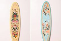 Boards to love / Surfboard wish list.