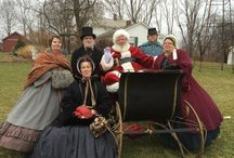 Events at the Village / Events and happenings at the Meridian Historical Village in Okemos, Michigan