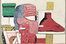 ART - Philip Guston