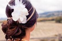 the hair. / by Chelsea Bartman