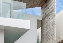 modern architecture / Contemporary architecture from the 20th and 21st centruy  / by Marta Klinker