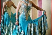 Ballroom Dress Ideas / Ideas for designing a gown for American Smooth ballroom competition