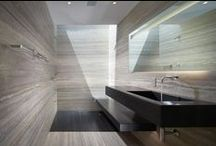 bathroom / residential and hospitality interior design  / by Marta Klinker