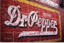 Dr. Pepper  / Dr. Pepper it's good for life. / by Jess Gamez