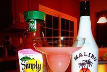Drinks / by Wendy Beecham