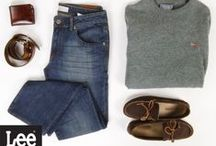 Lee Looks {Men} / Our favorite looks for the fellas. / by Lee Jeans