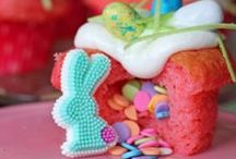 Family Easter Recipes / Spread the love on this special holiday with delicious desserts for the whole family