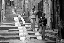 street stairs