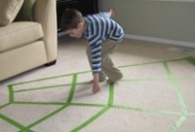 Kid activities and Peds OT / by Annie Patchen