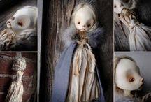 Artist Doll / by Kimbearlys Originals