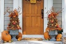 Harvest & Thanksgiving/Halloween