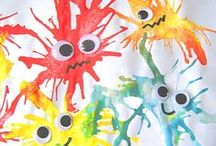 Kids: Craft / ARTS & CRAFTS ACTIVITIES FOR YOUR KIDS Check out my other Kids boards for more creative fun!