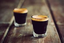 Coffee - Short Black and Sides