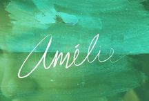 Hand Lettering / Calligraphy
