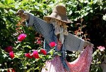 My LOVE for Scarecrows...