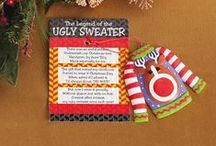 Ugly Sweater Party / by Renee Ryckman