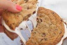 Sweet Sandwich Recipes / Start creating unique and yummy dessert sandwiches! Learn how to make these dessert recipes as cakes, cookies and other filled sugary sweets.