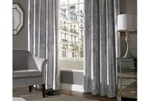 Ready made curtains / Ready made curtains delivered within 7 days. Fabulous quality and design
