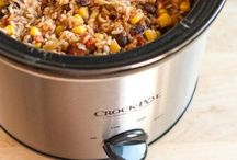 Food - slow cooker / Food in the slow cooker