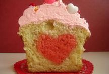 Sweets and Hearts! Valentine's Day Desserts / It wouldn't be Valentine's Day without a sweet treat to share with your special someone. Check out the best of the best V-day treats recipes!
