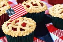 Memorial Day Sweets / Looking for some delicious desserts to bring to your Memorial Day party? Solo Foods has you covered! Check out www.solofoods.com/browse-recipes for all of our recipes!