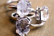 Put a ring on it / Give me a ring.. or two or three. #style #jewelry  / by Molly Brown @Make Today Lovely