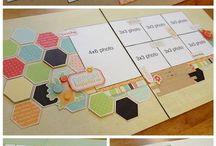 Card&Scrapbook Layouts / by Stephanie Seelye