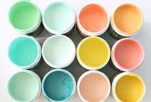 Color / Color, color, color, combos, palettes, bright, mixtures
