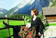 Lore // Alpine / Mythology, Lore, and Traditions from the rural regions surrounding the Alps including Austria, Switzerland, Bavaria, & Slovenia.