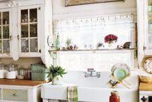 Kitchen Inspiration / by Erin Peyton
